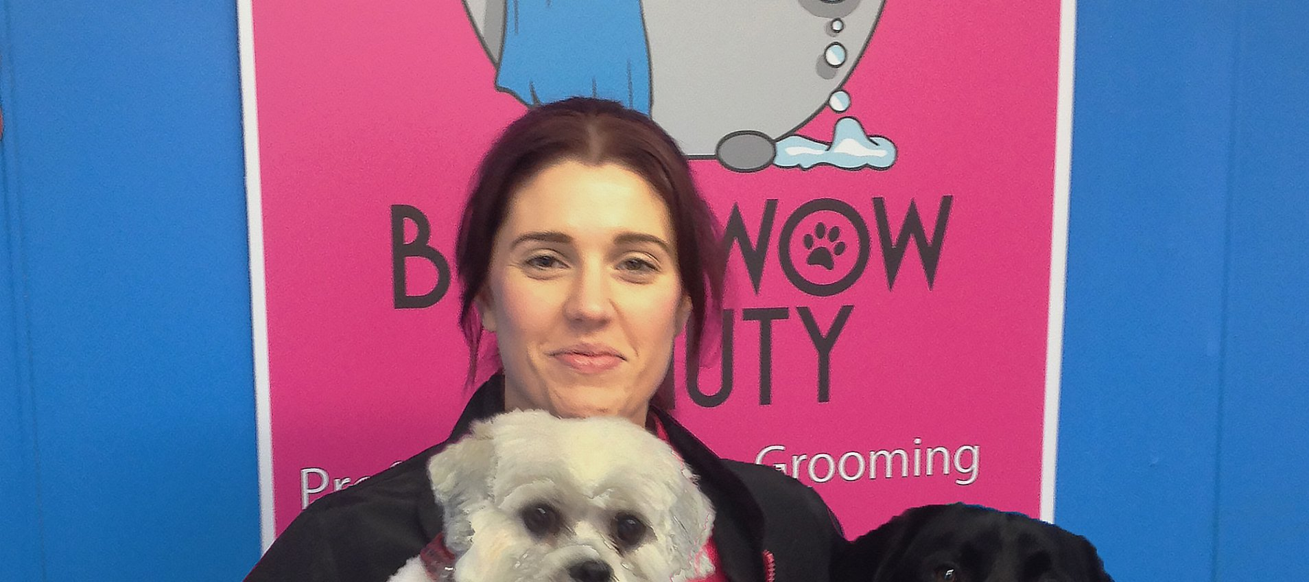 Bow Wow Beauty - Grooming & Booming!
