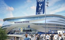 Limavady firm win Tottenham Hotspurs stadium contract
