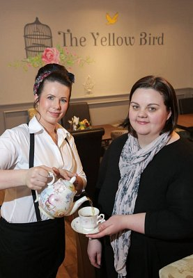 Go For It Programme helps foodie fanatic turn dream of owning her own coffee shop into a reality.